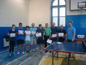 concurs tenis de masa Suceava 29.06.2013