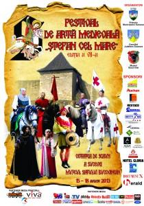 afis medievala 2013 final cu sponsori