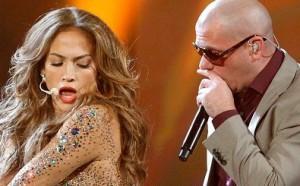 Jennifer Lopez si Pitbull