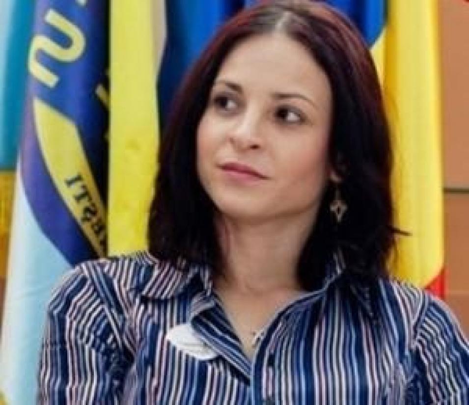 Corina Ungureanu mătură pe jos cu șeful sportului românesc