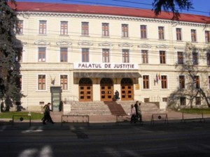 palat de justitie