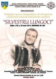 Silvestru Lungoci