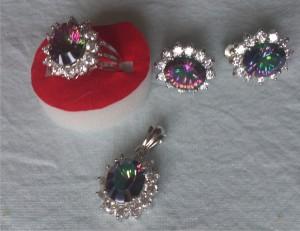 bijuterii gablonturi