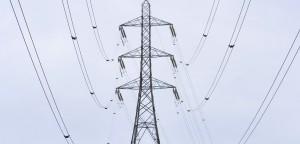 linie electrica aeriana