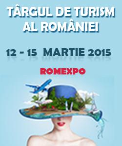 targul de turism al romaniei 2015