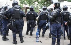 politisti francezi