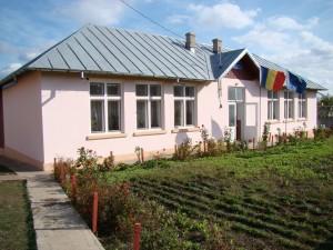 scoala la sat