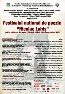Nicolae Labis 2015