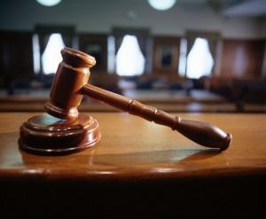 ciocan judecator