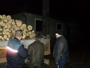 lemn masina